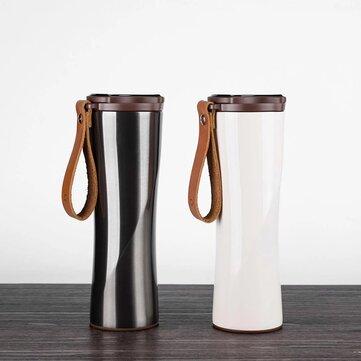 Xiaomi Portable Intelligent Thermal Vacuum Water Bottle Outdoor Camping Flask