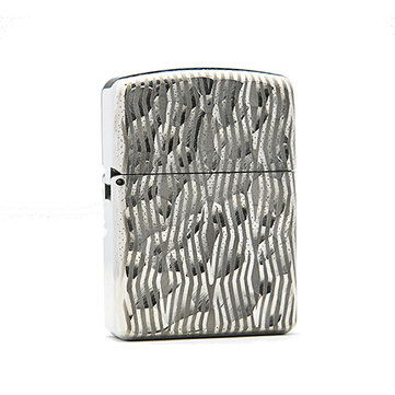 MATEMINCO TC4 Titanium Alloy Armor Windproof EDC Lighter Cigarette Case Lighter Inside Insert