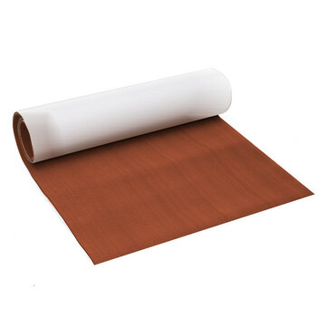 90x230cm Dark Brown EVA Foam Boat Flooring Faux Teak Decking Yacht Sheet Pad