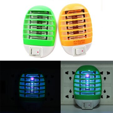 Mini LED Mosquito Killer lamp Insect Repellent Night Light