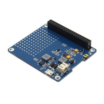 Geekworm UPS HAT Board For Raspberry Pi 3 Model B / Pi 2B / B+ / A+