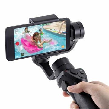 DJI Osmo Mobile 3 Axis Handheld Steady Gimbal for iphone for RC Drone FPV Racing