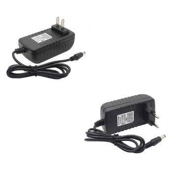 EU/US DC 5.5x2.5mm 19V 2A Plug Power Supply Micro USB 100-240V AC Adapter Charger For Raspberry Pi X830/X400 Expansion Board
