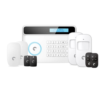 Etiger S4 Wireless GSM/PSTN RFID 433Mhz Home Security Alarm System Support Ten Language
