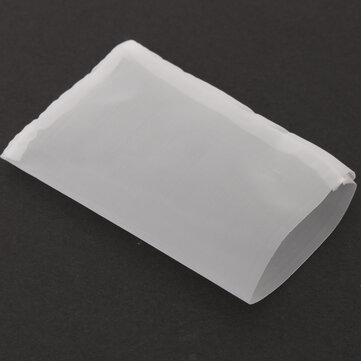 10Pcs Rosin Extraction Screen Bags Nylon Heat Press Filter Bags 2x3 inch Yields 90 Micron