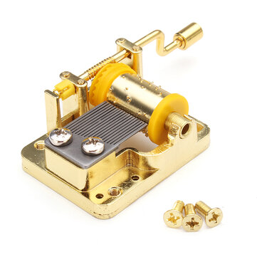 Music Motor Big Music Box Music Optional For DIY Project Doll House Dollhouse Accessories
