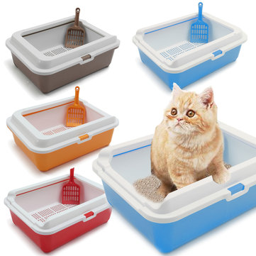 Pet Cat Toilet Tray Cat Pad Indoor Pet Potty Pet Toilet Puppy Pee Training Clean Pee Pad Tray