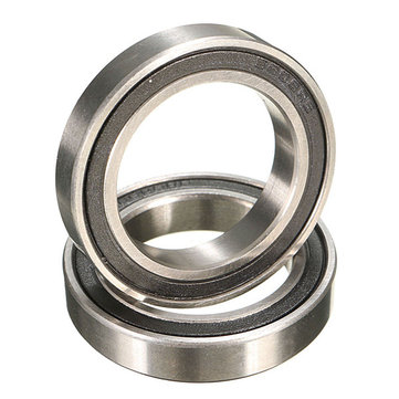 2pcs 25x37x7mm 6805N 2RS Ball Bearings Rubber Sealed Ball Bearings