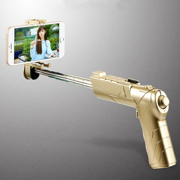 Bakeey 2 in 1 Bluetooth 3D AR Silah Sanal Gerçeklik Oyuncaklar Oyunu Selfie Çubuk Telefonu için Standı Akıllı Telefon