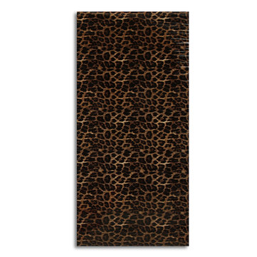 1.5m×60cm Leopard Print DIY Sticker Sheet Tinting Wrap Film Vinyl Waterproof