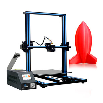 Buy Geeetech® A30 Desktop 3D Printer 320*320*420mm Large Printing Size With Auto-Leveling Filament Detector Support Break-resuming WIFI Connect 1.75mm 0.4mm Nozzle for $399.99 in Banggood store