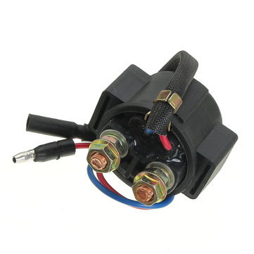 Starter Solenoid Relay Contactor Switch For 1999-2004 Honda TRX 400 EX Fourtrax
