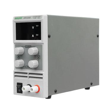 Le CC 110-220V / 220V réglable d'alimentation d'énergie CC variable Digital double commuté de précision de commutation d'affichage
