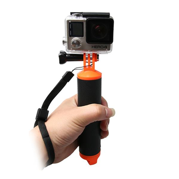 Buoyancy Rod Handheld Stick Floating Hand Grip for SJcam/Xiao Yi/Gopro Hero 6/5/4/3 Sport Camera