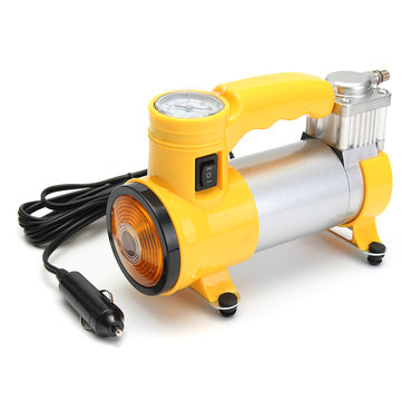 12V 150W 150PSI Air Compressor Pump Car Rafts Tire Tyre Fast Inflator Filler