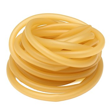 1/5/10m Natural Latex Rubber Band for Slingshot Catapult Elastic Parts Band Hose Rope 6x9mm
