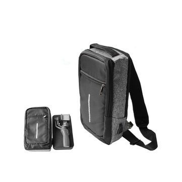 DJI OSMO Mobile 2 Gimbal Bagpack Chest Bag Case Large Capacity For Tripod Base Extension Stick