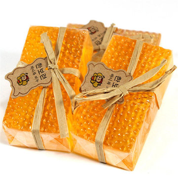 100g Honey Handmade Whitening Soap