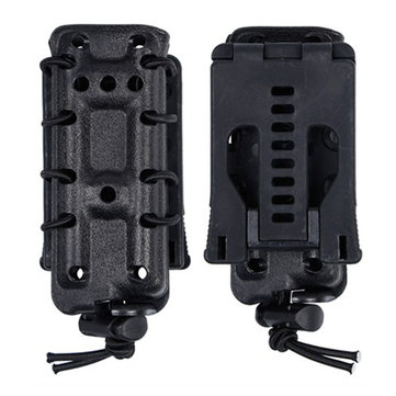 UMP45 Quick Release Fast Pull Tactical Holster Carbine Kit Mount Gun Accessories Elastic String Clip Pull Magazine Attachment