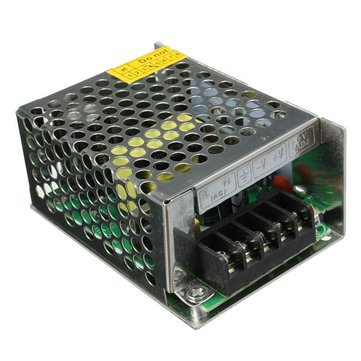 AC85-265V To DC 3.2A 36W 12V LED Switching Power Supply Driver For Strip Light Lamp Lighting
