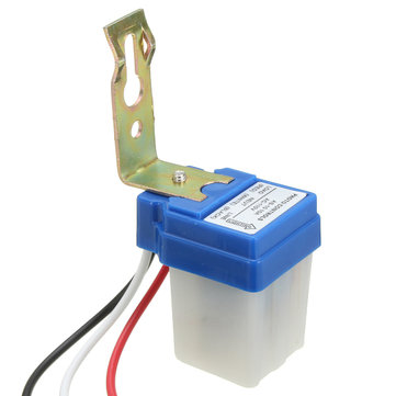 110V 10A Photo Control Photocell Light Sensor Detector Switch