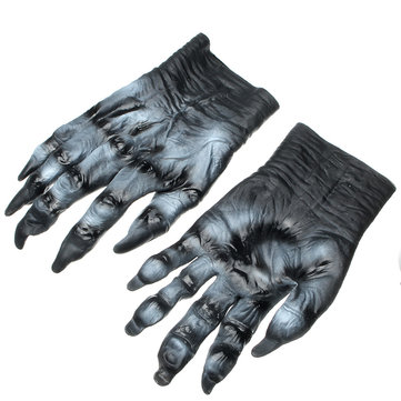 Halloween Decoration Terror Gloves