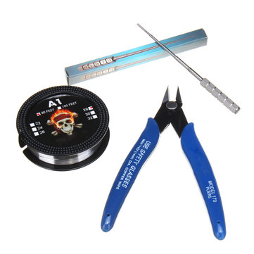 Pliers Stripping Tools Electronic Cigarette DIY Tool Kit for RDA RBA RTA DIY Vape Pliers Tool