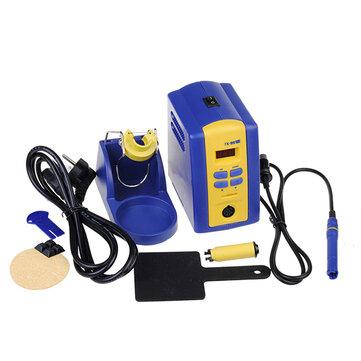 FX-951 220V EU Plug Solder Soldering Iron Station with Tip