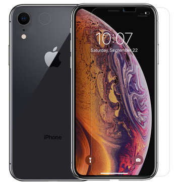 Nillkin Super HD Ultra Explosion-proof Front Tempered Glass Screen Protector With Rear Lens Protector For iPhone XR