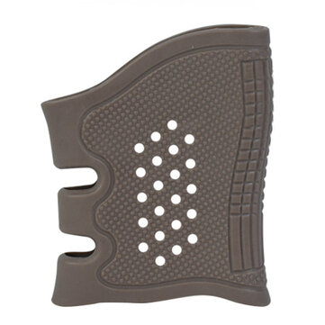 Tactical Rubber Gun Grip Glove Cover Sleeve Anti-slip GL Handguns Airsoft Holster Gun Accessories