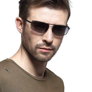 Mens Summer Outdoor UV400 Non-Polarized Frameless Sunglasses Driving Mirrored Glasses Eyewear