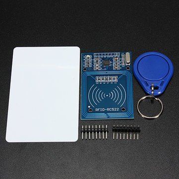 5Pcs 3.3V RC522 Chip IC Card Induction Module RFID Reader 13.56MHz 10Mbit/s