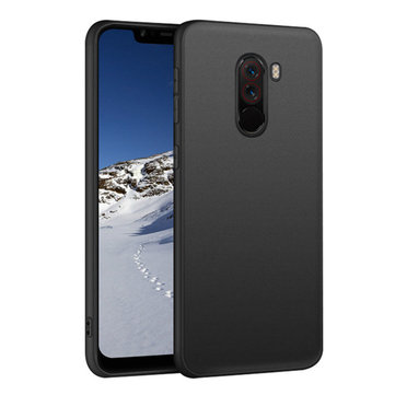 Bakeey™ Silky Ultra Thin Hard PC Back Cover Protective Case for Xiaomi Pocophone F1
