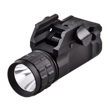 Micolite MGL-011 R5 250Lumens 2Modes Dimming Hang type Dot Aiming LED Flash Light with Handheld