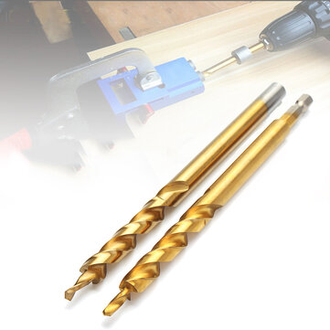 Drillpro 9.5mm Twist Step Drill Bit 3/8
