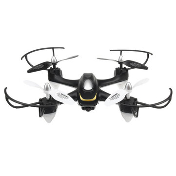 Eachine E33C 2.4G 6CH With 2MP Camera Headless Mode LED Night Flight RC Drone Quadcopter RTF