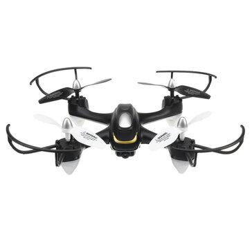 Eachine E33C 2.4G 6CH С 2MP камера Безголовый режим LED Ночной полет RC Дрон Квадрокоптер RTF