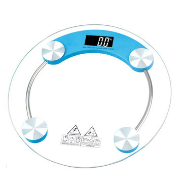 Round Shape Univeral Weighing Scale Electronic Balance Digital Weigher