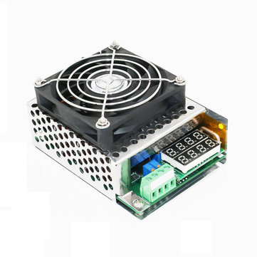 DC10-50V 19A 350W High-Power Power Supply Module With LED Digital Display Power Fan Automatic Lifting Voltage