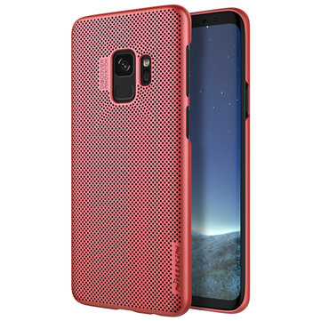 NILLKIN Air Mesh Dissipating Heat Hard PC Protective Case for Samsung Galaxy S9
