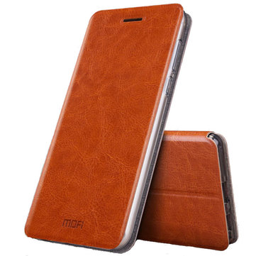 MOFI Ultra Slim Flip PU Leather Smart Sleep Stand Case For Xiaomi Mi 5s Mi5s