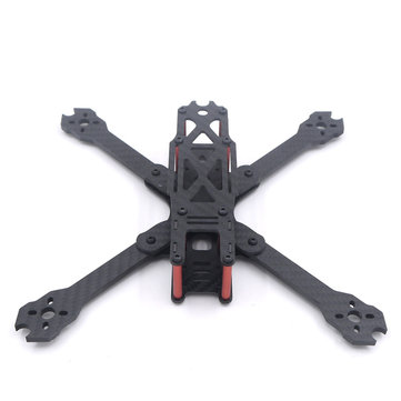 QL5 V2 235mm Wheelbase 4mm Arm 5 Inch True X FPV Freestyle Frame Kit for RC Drone FPV Racing