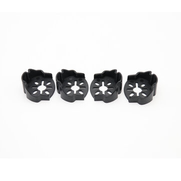 4 Pieces Eachine Wizard X220S FPV Racer RC Drone Spare Part Motor Mount Motor Protector