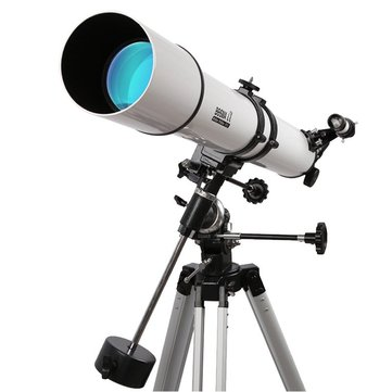 BOSMA 80EQ 80/900mm HD Refractor Astronomical Telescope Entry Level