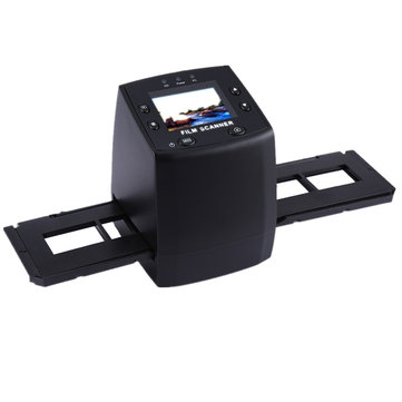 5MP 10MP Film Scanner Digital Converter 35mm USB Negative Viewer LCD Slide 2.4 TFT Photo Copier