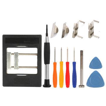 Kaisi KS-1200 Precision Fixture BGA PCB Rework Station Holder Screwdriver Kit Mobile Phone Circuit Board Repair Tools
