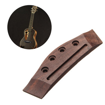 23 26 Inch Ukulele Rosewood Bridge Repair Parts