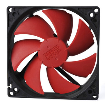 Pccooler F-85 3Pin 8cm PC Computer Case CPU Cooler Hydraumatic Cooling Fan