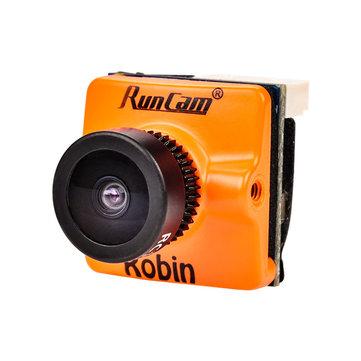 $24.99 For RunCam Robin 700TVL 1.8/2.1mm FOV 160/145 Degree 4:3 NTSC & PAL Switchable CMOS FPV Camera