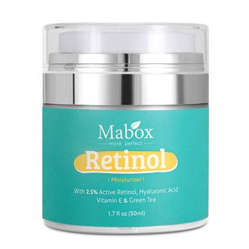 Moisturizer Face Cream Anti Aging Reduces Wrinkles Fine Line